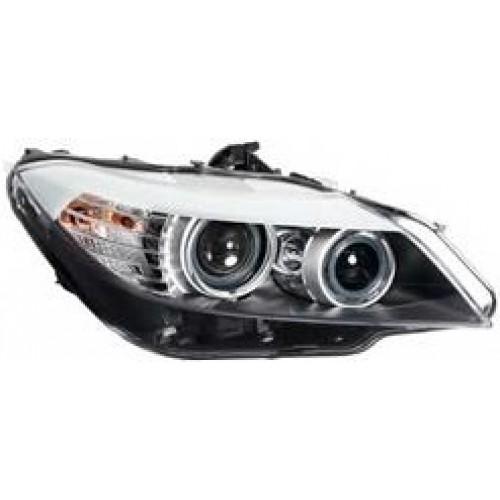 Bmw Z4 E89 Hella Bi Xenon Headlight Clear Excl Bulbs Rh