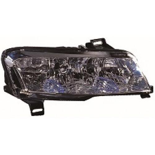 Fiat Stilo 5 Door Headlight Clear With Fog Excl Bulbs Rh 2001