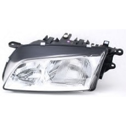 mazda 626 headlight clear excl bulbs lh 1997 1999. Black Bedroom Furniture Sets. Home Design Ideas