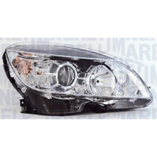 Mercedes benz c class w204 magneti marelli halogen for Mercedes benz headlight bulb