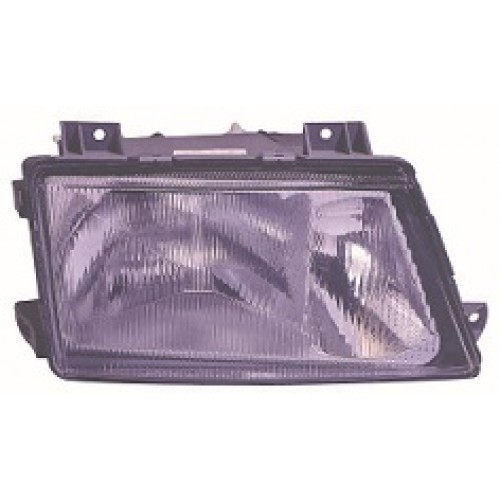 Mercedes benz sprinter headlight clear without fog excl for Mercedes benz headlight bulb
