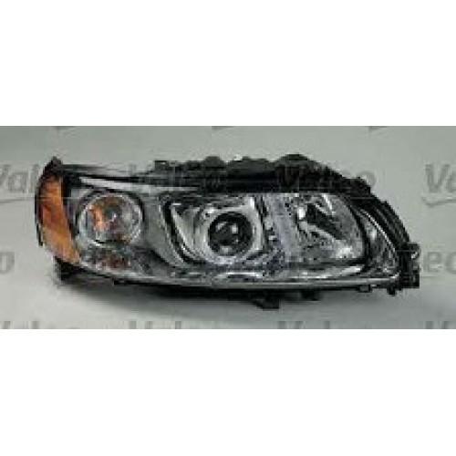Volvo Xc70 2013: Volvo XC70 Valeo Xenon Headlight DBL Type Clear Inc Bulbs